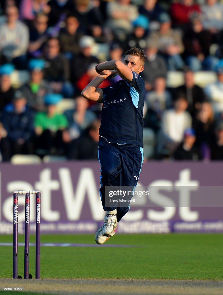 Worcestershire v Yorkshire - NatWest T20 Blast : News Photo