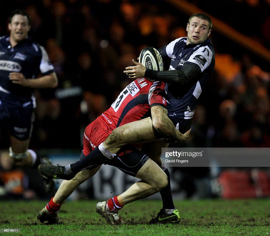 Sale Sharks v Worcester Warriors - Guinness Premiership