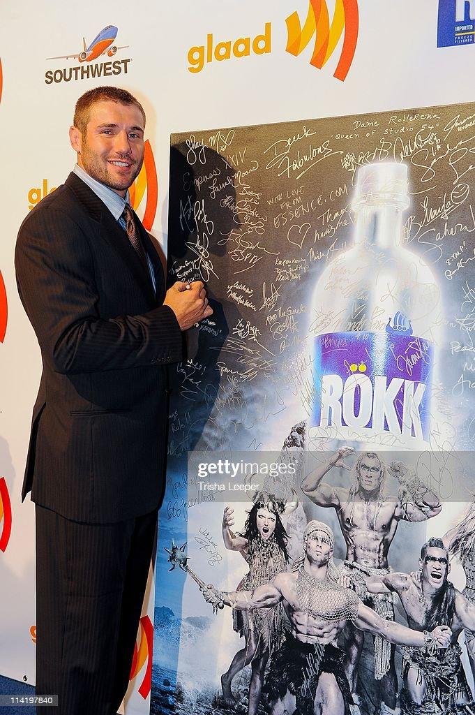 ROKK Vodka At The 22nd Annual GLAAD Media Awards In San Francisco