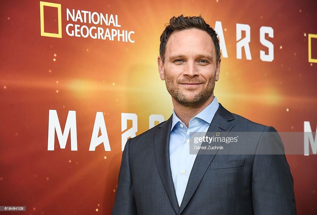"""Mars"" New York Premiere : News Photo"