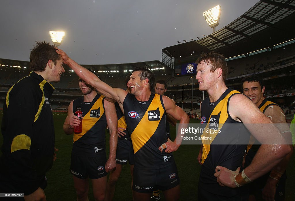 AFL Rd 18 - Tigers v Crows