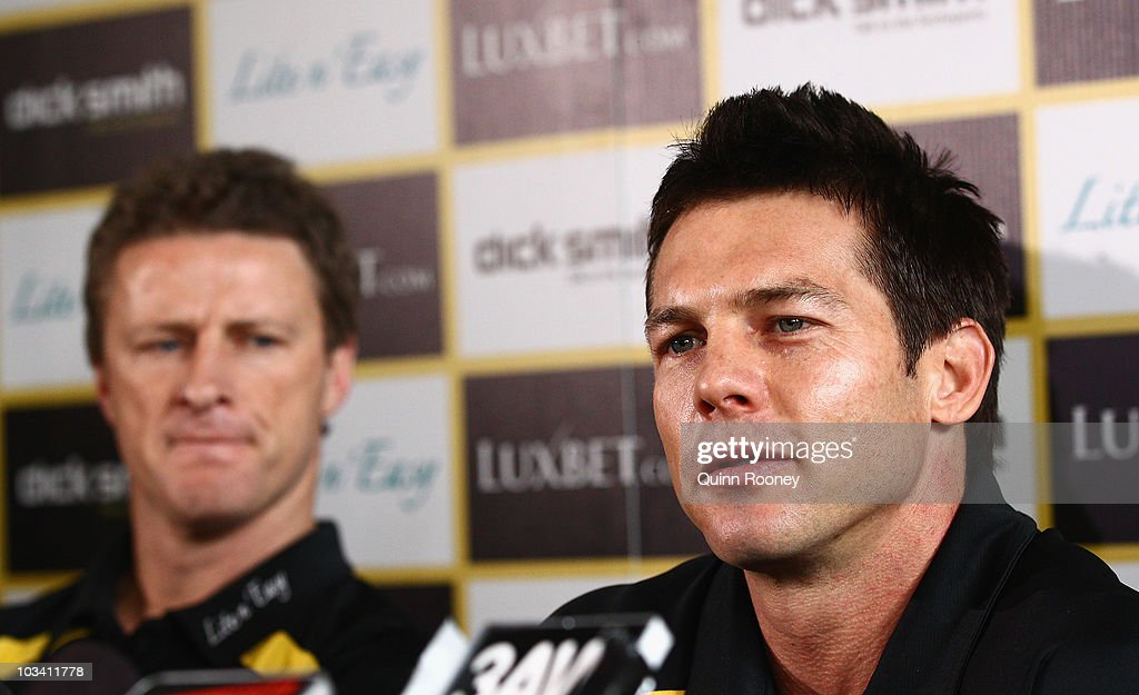 Richmond Tigers Press Conference