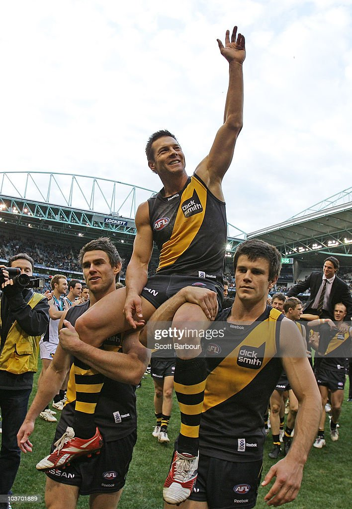 AFL Rd 22 - Tigers v Power