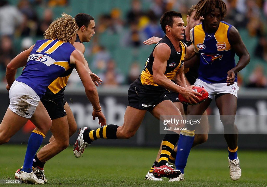 AFL Rd 12 - Tigers v Eagles