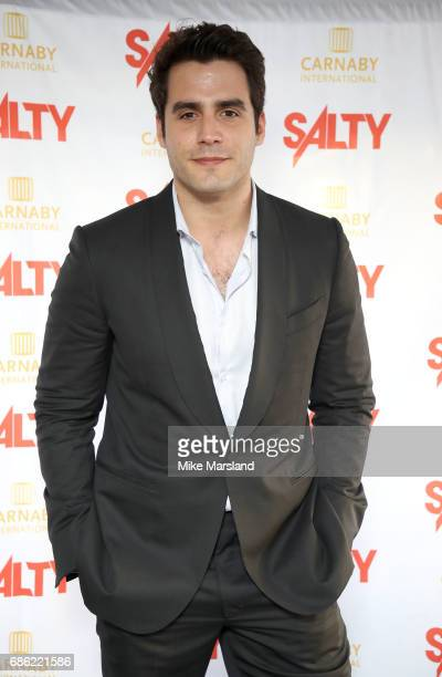 Ben Cura attends the Fashion for Salty afterparty during the 70th annual Cannes Film Festival at on May 20 2017 in Cannes France