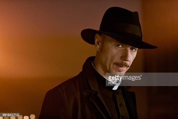Ben Daniels as Father Marcus Keane in THE EXORCIST premiering Friday Sept 23 on FOX
