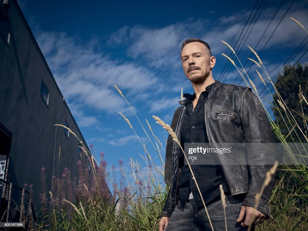 Ben Daniels as Father Marcus Keane in THE EXORCIST premiering Friday, Sept. 29 (9:00-10:00 PM ET/PT) on FOX.