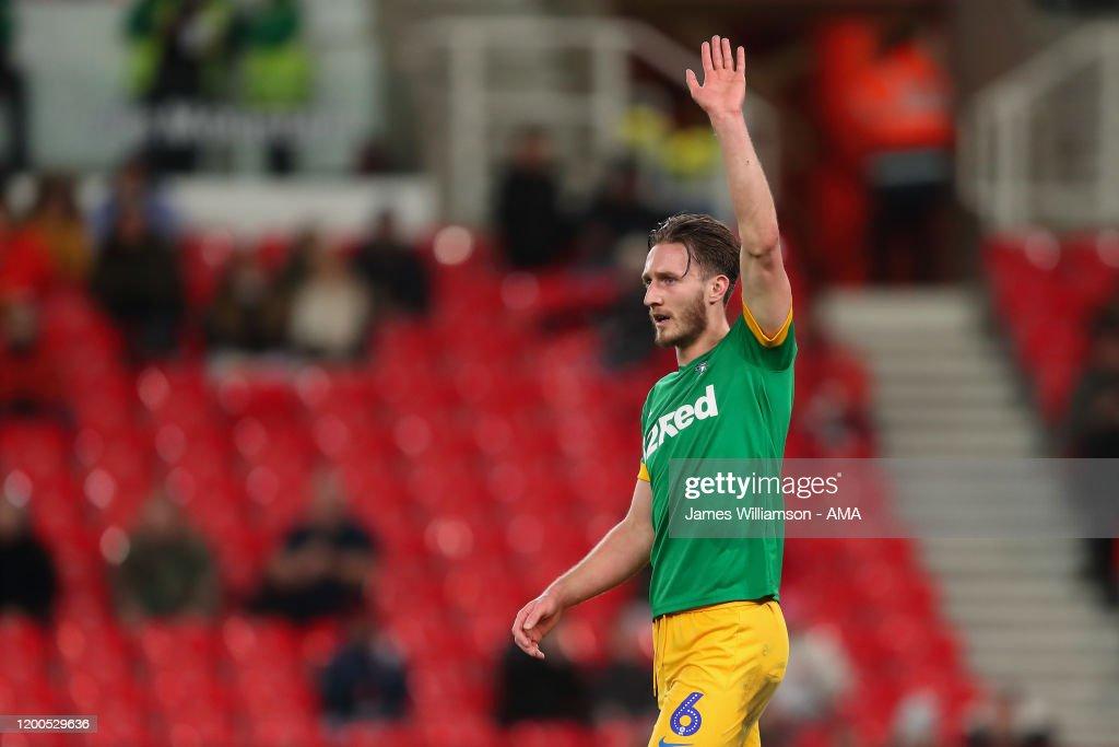 Stoke City v Preston North End - Sky Bet Championship : News Photo