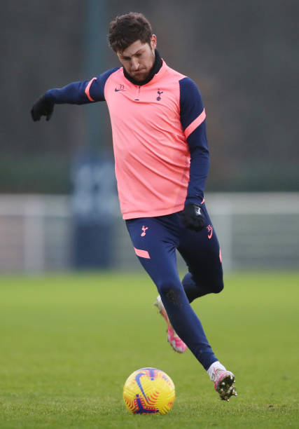GBR: Tottenham Hotspur Training Session
