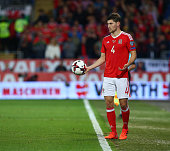 ben davies wales during fifa world