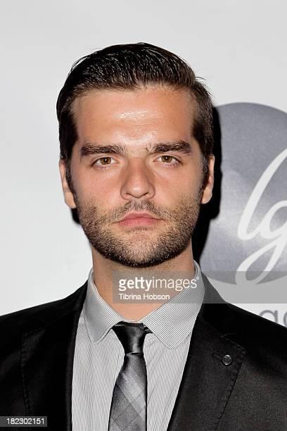 Ben Decker attends the 4th annual Face Forward LA Gala at Fairmont Miramar Hotel on September 28 2013 in Santa Monica California