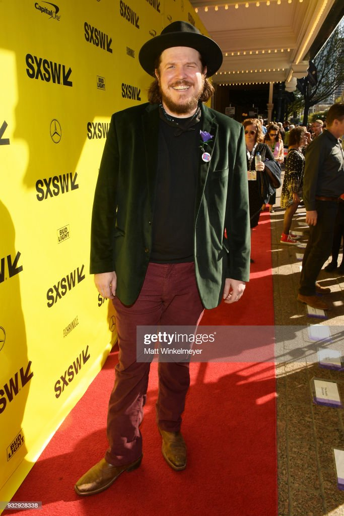 Ben Dickey attends the 'Blaze' Prmeiere 2018 SXSW Conference and Festivals at Paramount Theatre on March 16, 2018 in Austin, Texas.