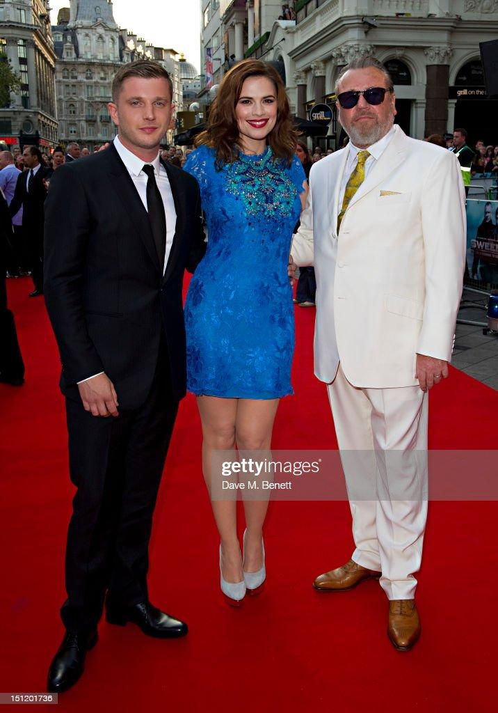The Sweeney - UK Film Premiere - Inside Arrivals