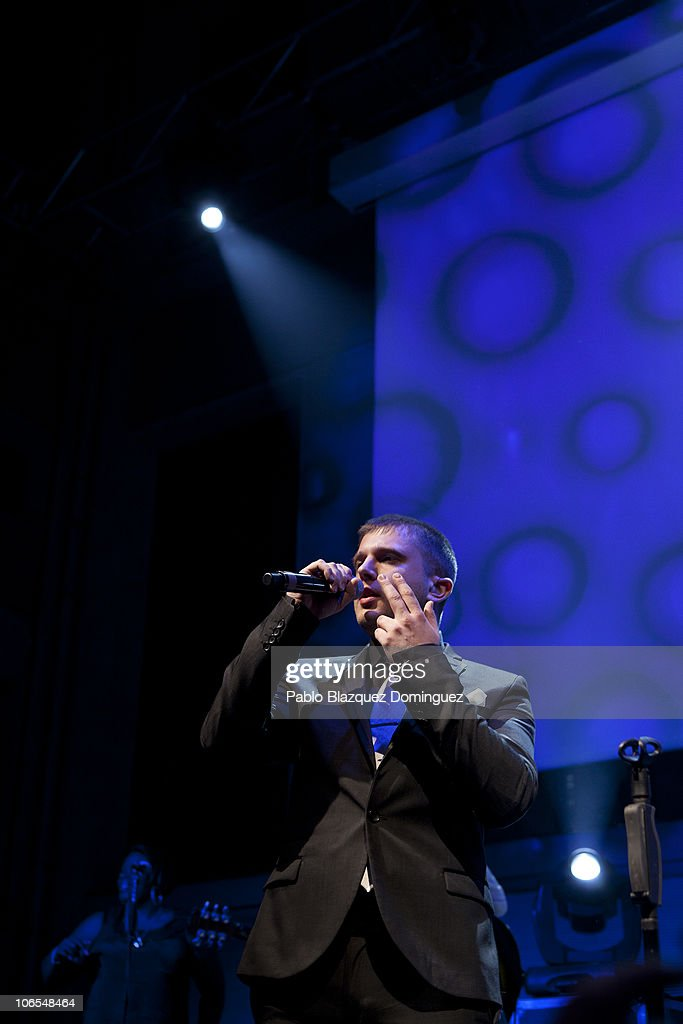 Plan B Perform in Concert at La Casa Encendida
