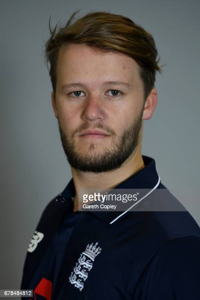 Ben Duckett of England poses for a portrait at The Brightside Ground on May 4 2017 in Bristol England