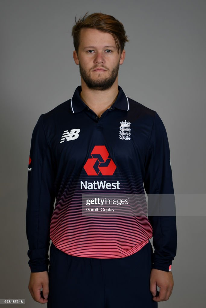 England One Day Squad Portraits