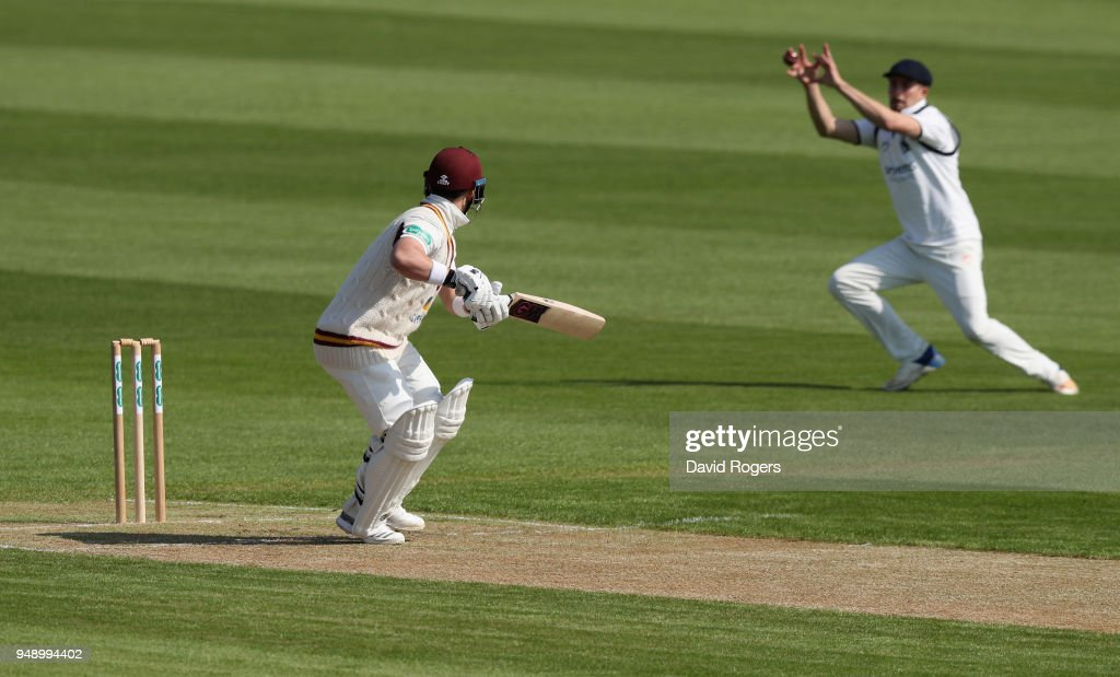 Northamptonshire v Warwickshire - Specsavers County Championship: Division Two