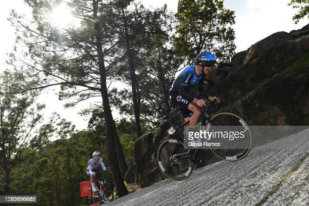 Ben Dyball of Australia and NTT Pro Cycling Team / during the 75th Tour of Spain 2020, Stage 13 a 33,7km Individual Time Trial stage from Muros to...