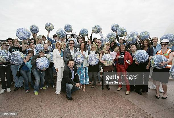 Ben Elias Tracey Spicer Kirk Penguilly Layne Beachley Brian Scarsbrick Susie Maroney French 'Spiderman' Alain Robert Erin McNaught and a number of...
