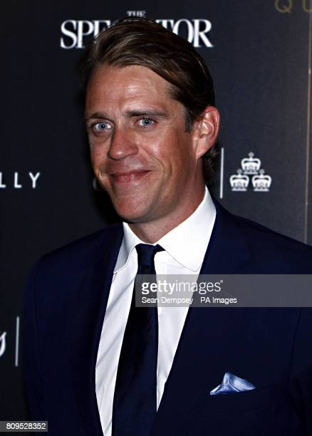 Ben Elliot arriving for the Quintessentially Awards at One Marylebone London