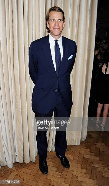 Ben Elliot attends the Quintessentially Awards 2011 at One Marylebone on September 28 2011 in London England