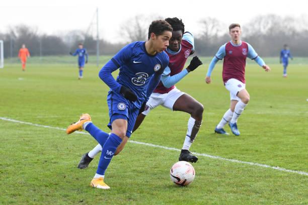 GBR: West Ham United v Chelsea - U18 Premier League