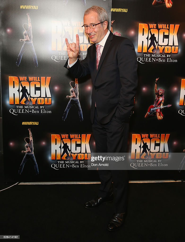We Will Rock You Opening Night - Arrivals