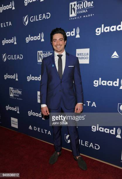 Ben Feldman celebrates achievements in LGBTQ community at the 29th Annual GLAAD Media Awards Los Angeles in partnership with LGBTQ ally Ketel One...