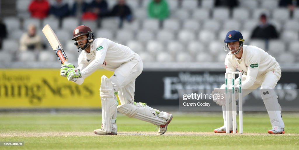 Lancashire v Surrey - Specsavers County Championship: Division One : News Photo