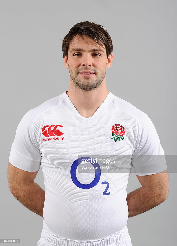 England Rugby Union Squad Photo Call