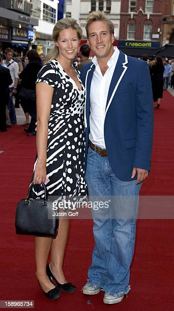 Ben Fogle Marina Hunt Attend The 'You Me Dupree' Uk Film Premiere At The Odeon Cinema In London'S Leicester Square