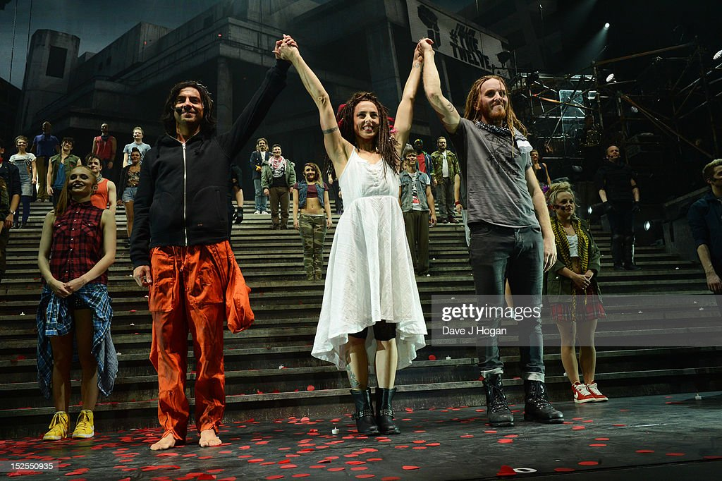 Jesus Christ Superstar - Press Night - Curtain Call