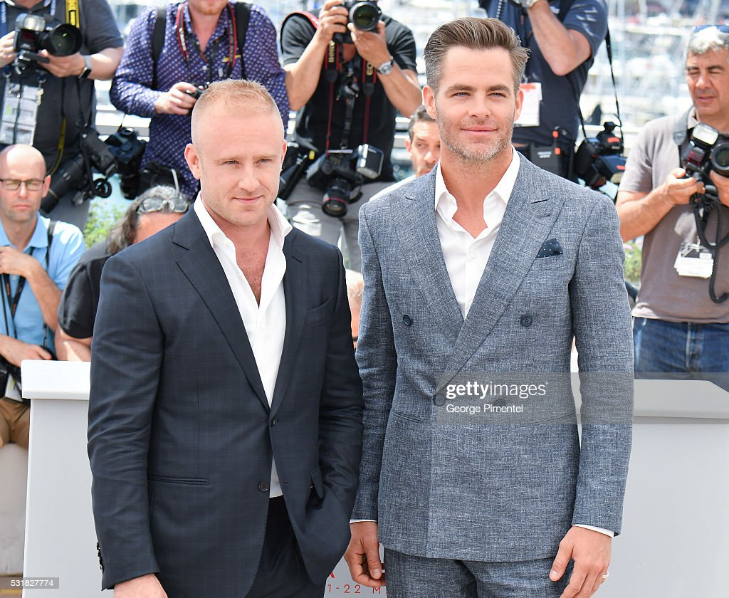 'Hell Or High Water' Photocall - The 69th Annual Cannes Film Festival : News Photo