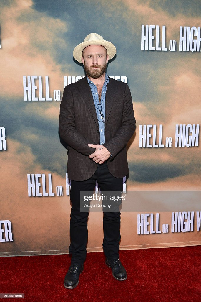 "Screening Of CBS Films' ""Hell Or High Water"" - Arrivals"