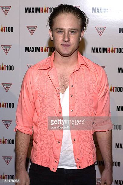 Ben Foster during Maxim Hot 100 Party Arrivals at Yamashiro in Hollywood California United States