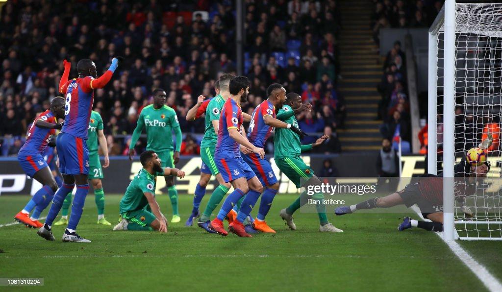 Crystal Palace v Watford FC - Premier League : News Photo