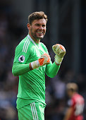 west bromwich england ben foster west