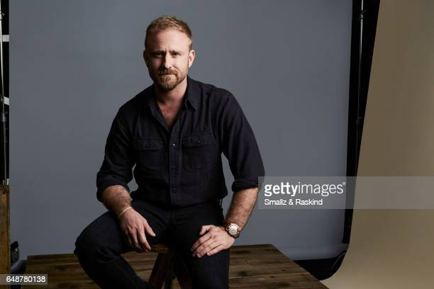 Ben Foster poses for portrait session at the 2017 Film Independent Spirit Awards on February 25 2017 in Santa Monica California