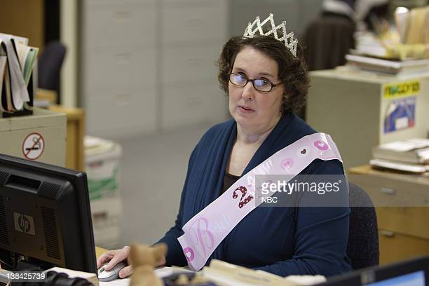 """Ben Franklin"""" Episode 15 -- Aired 2/1/07 -- Pictured: Phyllis Smith as Phyllis Lapin"""