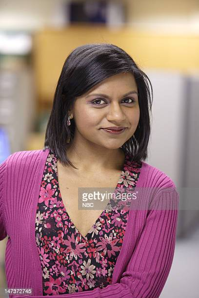 THE OFFICE 'Ben Franklin' Episode 4 Aired Pictured Mindy Kaling as Kelly Kapoor Photo by Paul Drinkwater/NBCU Photo Bank via Getty Images