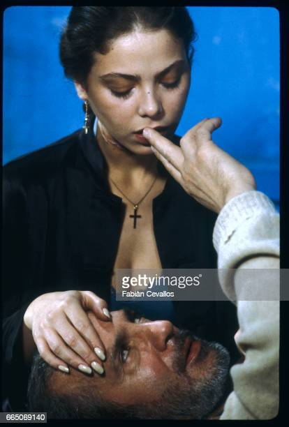 Ben Gazzara and Ornella Muti in a scene from Tales of Ordinary Madness The film is the story of an alcoholic poet and a selfdestructive prostitute...