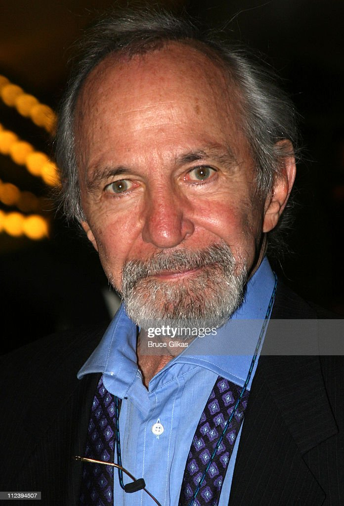 Ben Gazzara during 'Awake and Sing!' Opening Night - After Party at Marriott Marquis Ballroom in New York City, New York, United States.