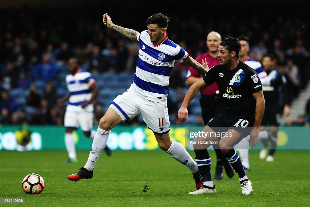 Queens Park Rangers v Blackburn Rovers - The Emirates FA Cup Third Round : News Photo
