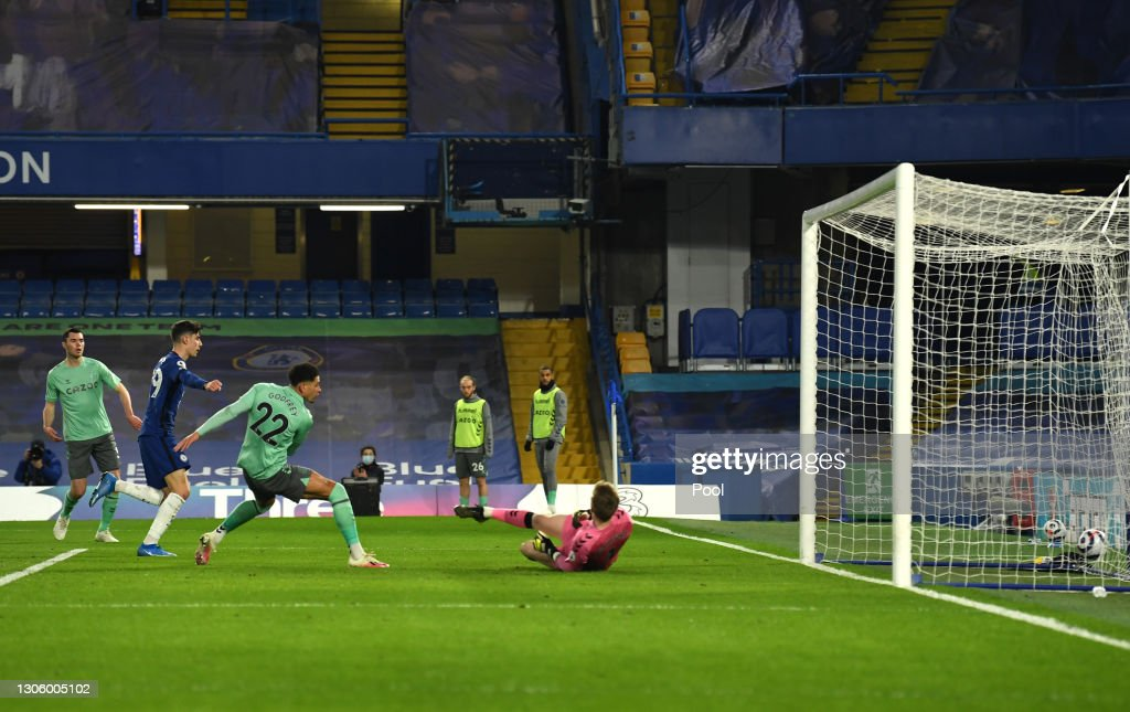 Chelsea v Everton - Premier League : ニュース写真