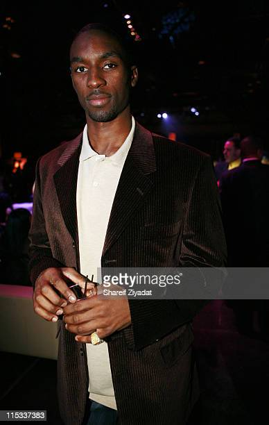Ben Gordon during NBA Players Association Gala at Convention Center in Houston Texas United States