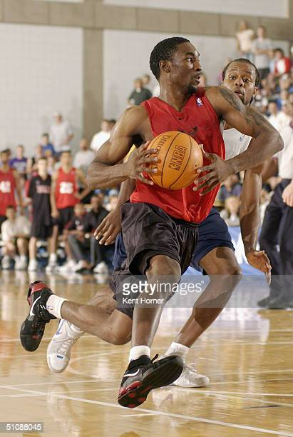 Ben Gordon of the Chicago Bulls against the Utah Jazz during the Reebok Rocky  Mountain Revue cc24e6adb