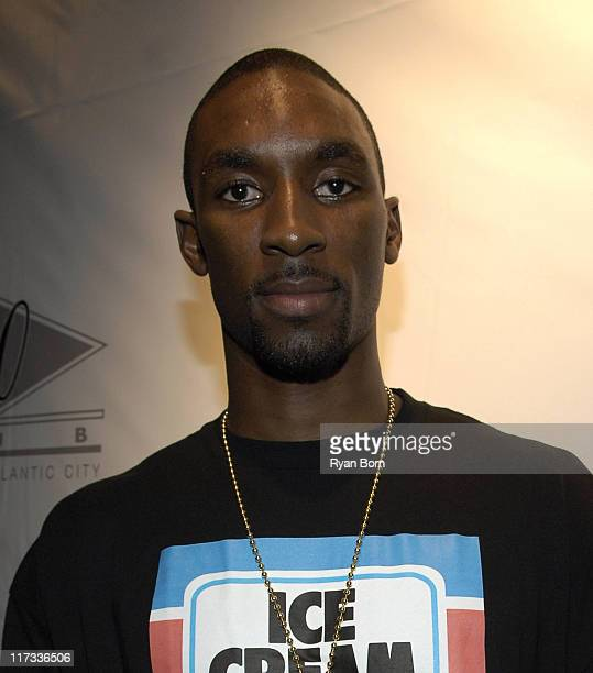Ben Gordon of the Chicago Bulls during NBA All Star Vince Carter Celebrates the 2006 NBA Draft with this Year's Top Picks at the 40/40 Club in New...