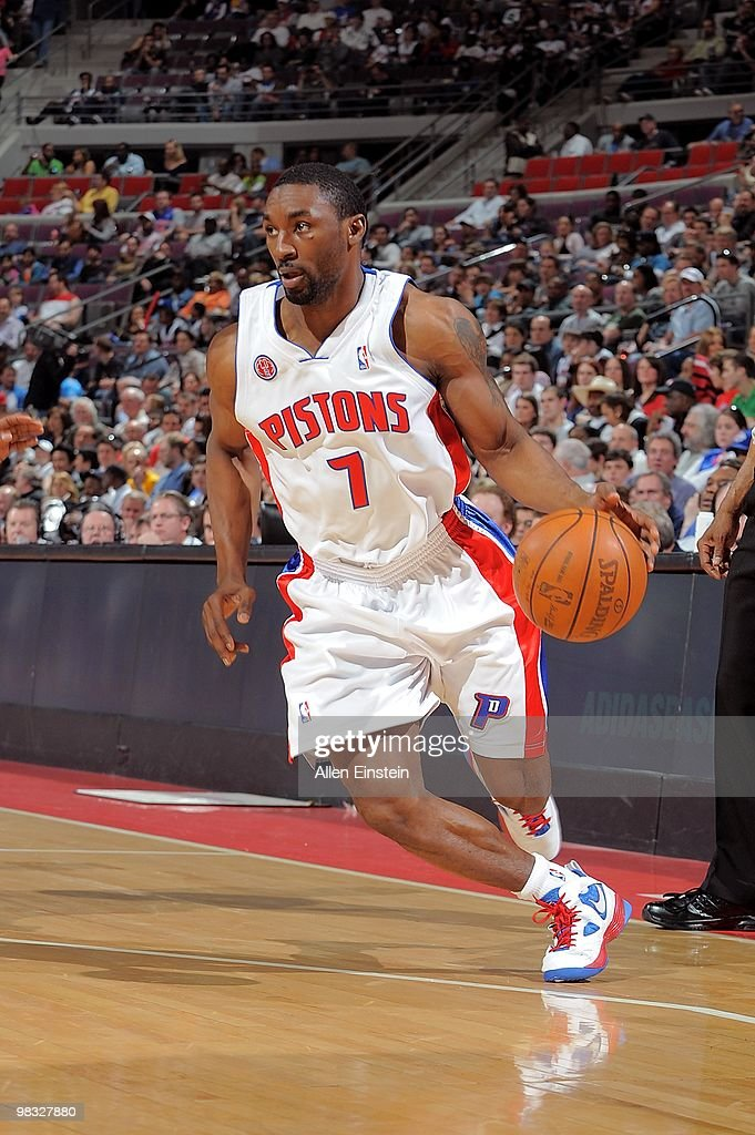 Miami Heat v Detroit Pistons
