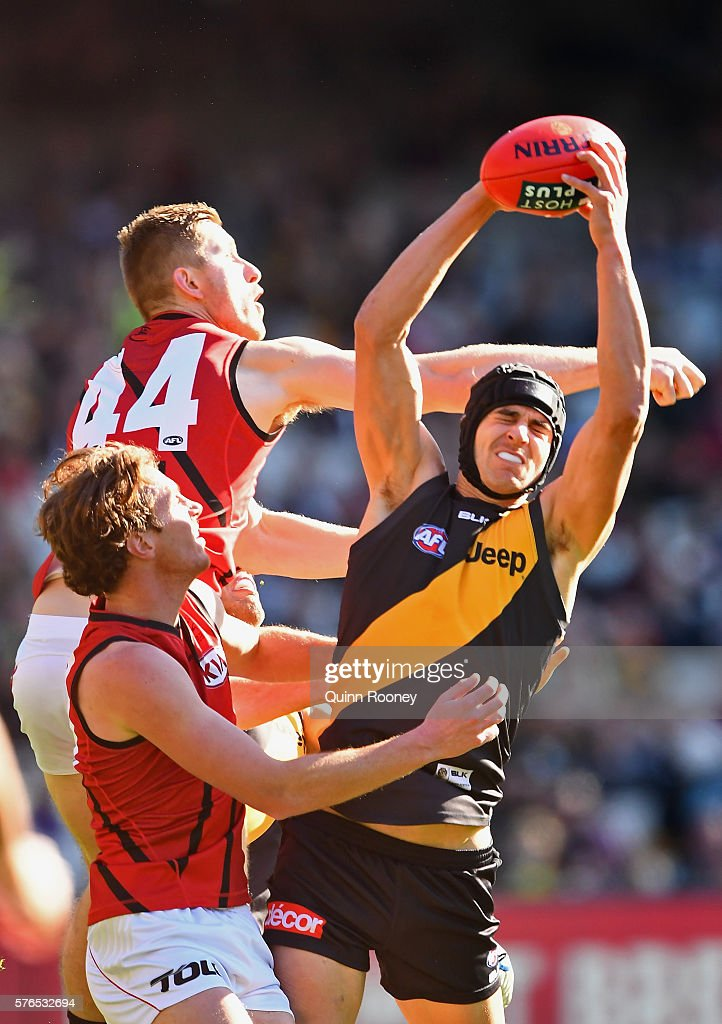 AFL Rd 17 - Richmond v Essendon : News Photo