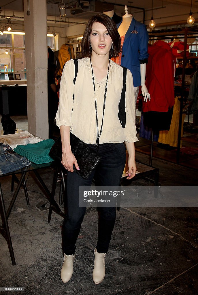 Ben Grimes attends the opening of the new East London Aubin & Wills building in association with Shoreditch House on May 20, 2010 in London, England. The concept store, cinema and gallery space (curated by Stuart Semple) occupies 7500 square feet and launches tonight.
